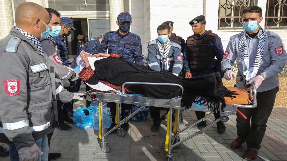 كورونا في غزة