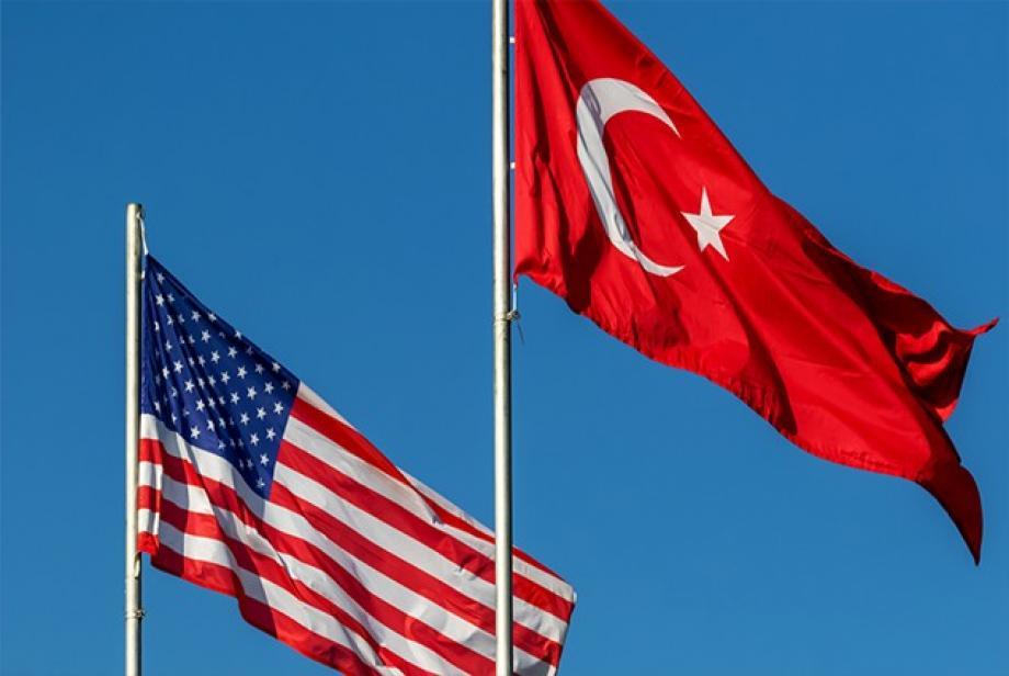 تركيا وأمريكا