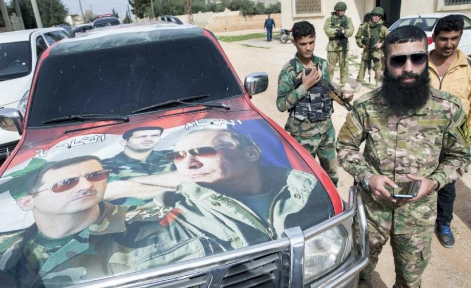 ميليشيات الأسد