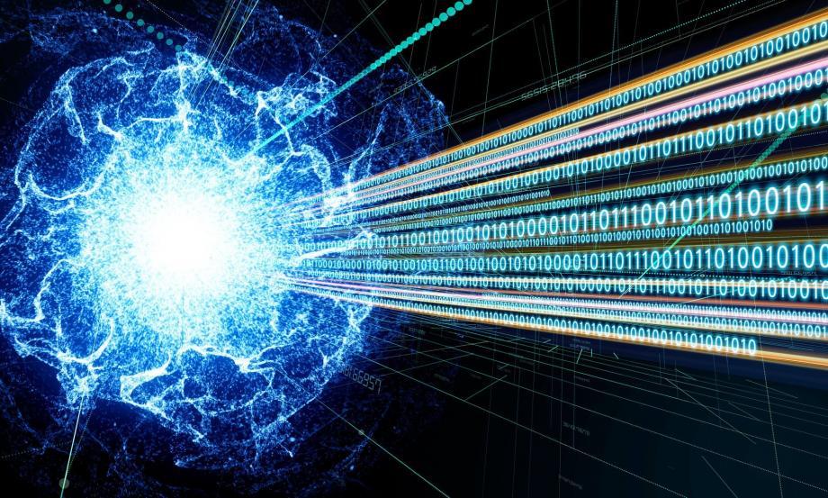 الإنترنت الكمومييعتمد على الفوتونات التي تظهر حالة كمومية تُعرف بالتشابك