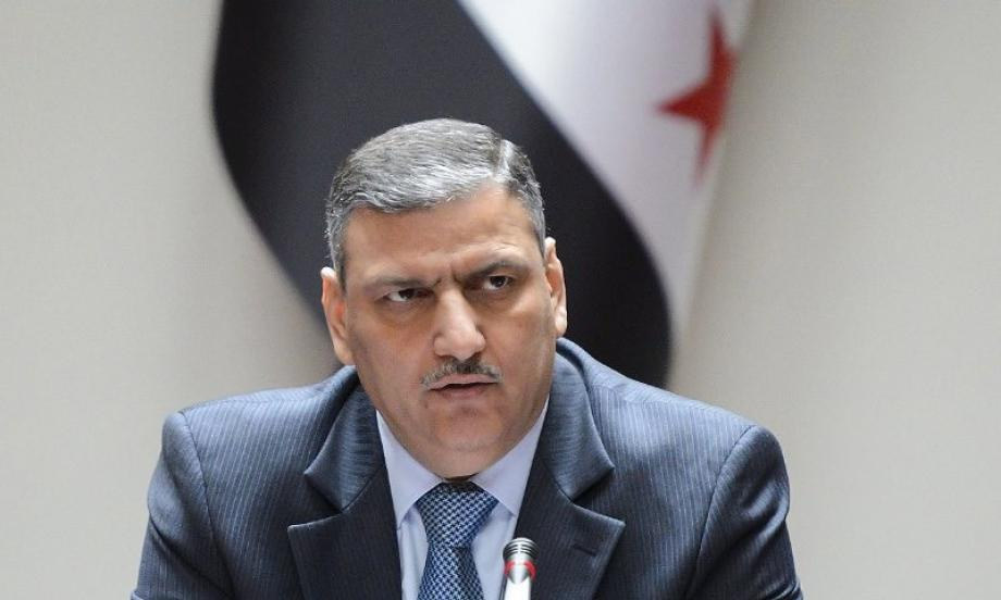 رئيس الوزراء السوري الأسبق د. رياض حجاب
