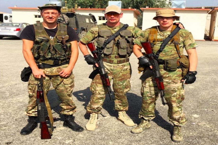 جنود روس في سوريا - أرشيف