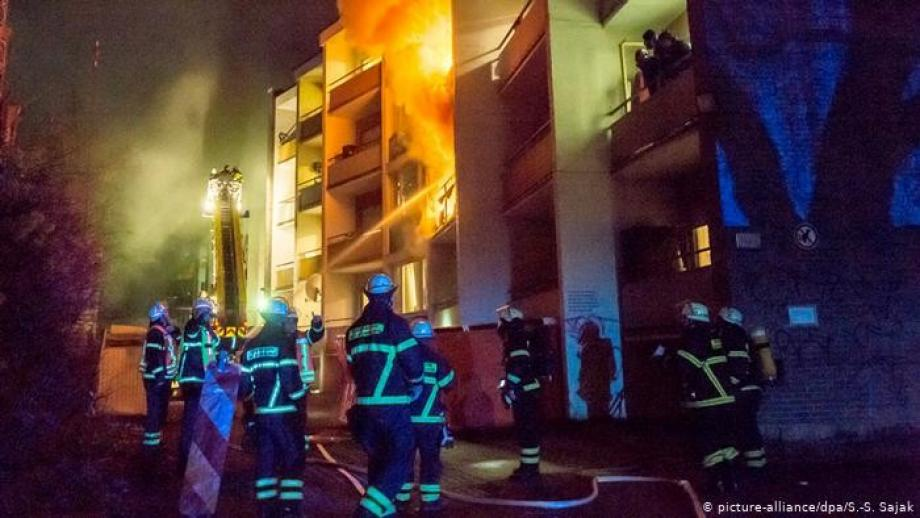 حرق المتجر