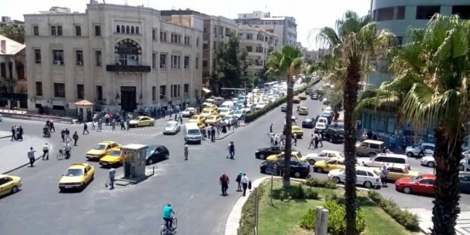 شوارع في دمشق