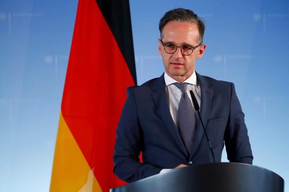 وزير الخارجية الألمانية