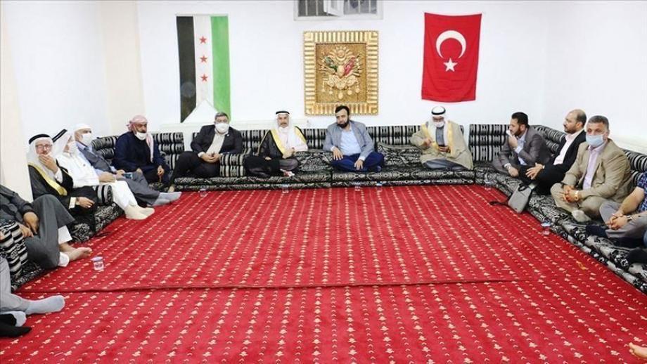 """في ولاية """"شانلي أورفة"""" جنوبي تركيا."""