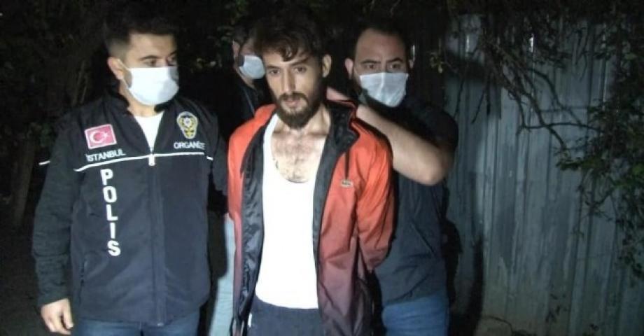 صورة جانب عملية الاعتقال