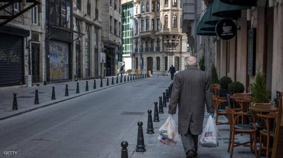 ارتفاع في إصابات كورونا يدفع تركيا لفرض حظر جديد