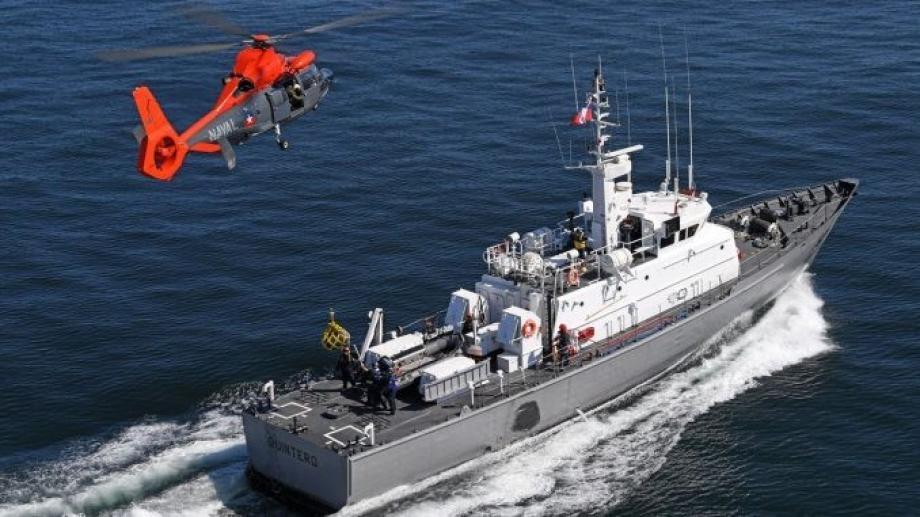 اعتراض سفينة تركية في البحر المتوسط