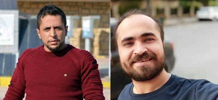 شفيق الحريري وصهيب المصري