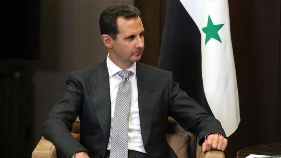 رأس النظام بشار الأسد