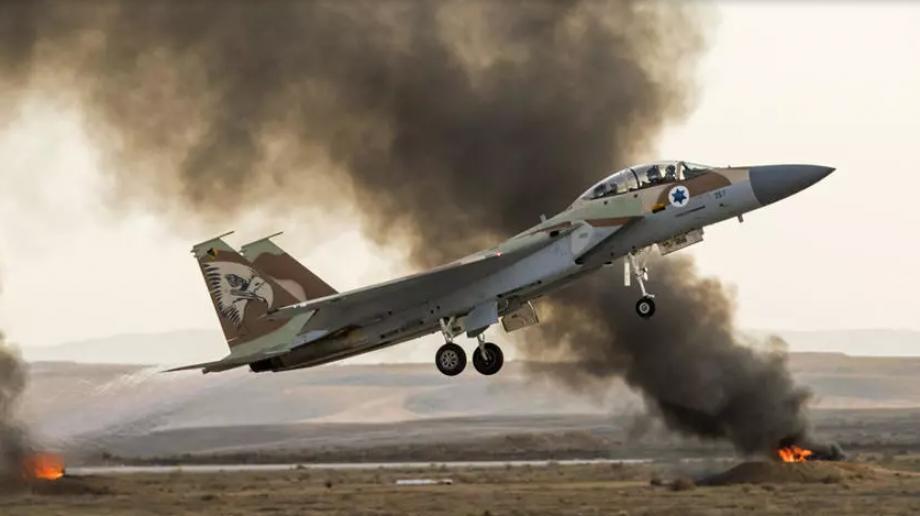 طيران إسرائيلي