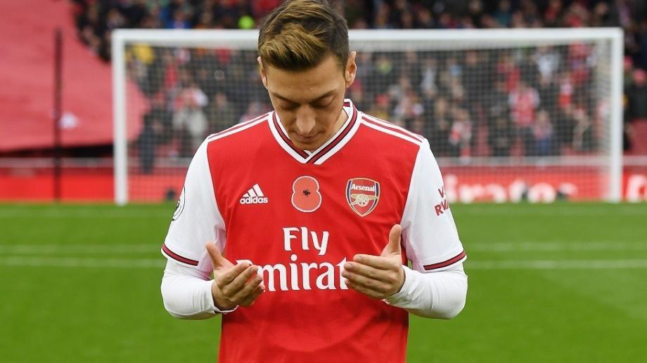 اللاعب الألماني من أصول تركية مسعود أوزيل