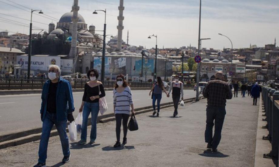 كورونا في إسطنبول