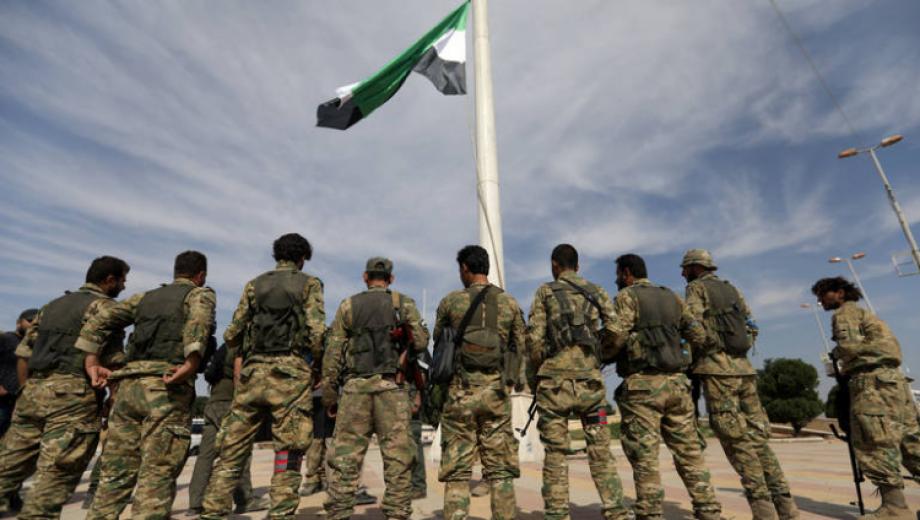 الجيش الوطني شمالي سوريا