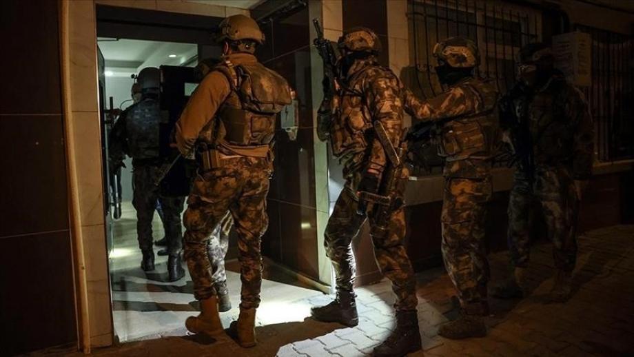 حملة أمنية جديدة استهدفت المؤسسات العسكرية في البلاد.