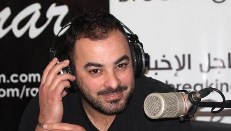 المطرب السوري شادي أسود
