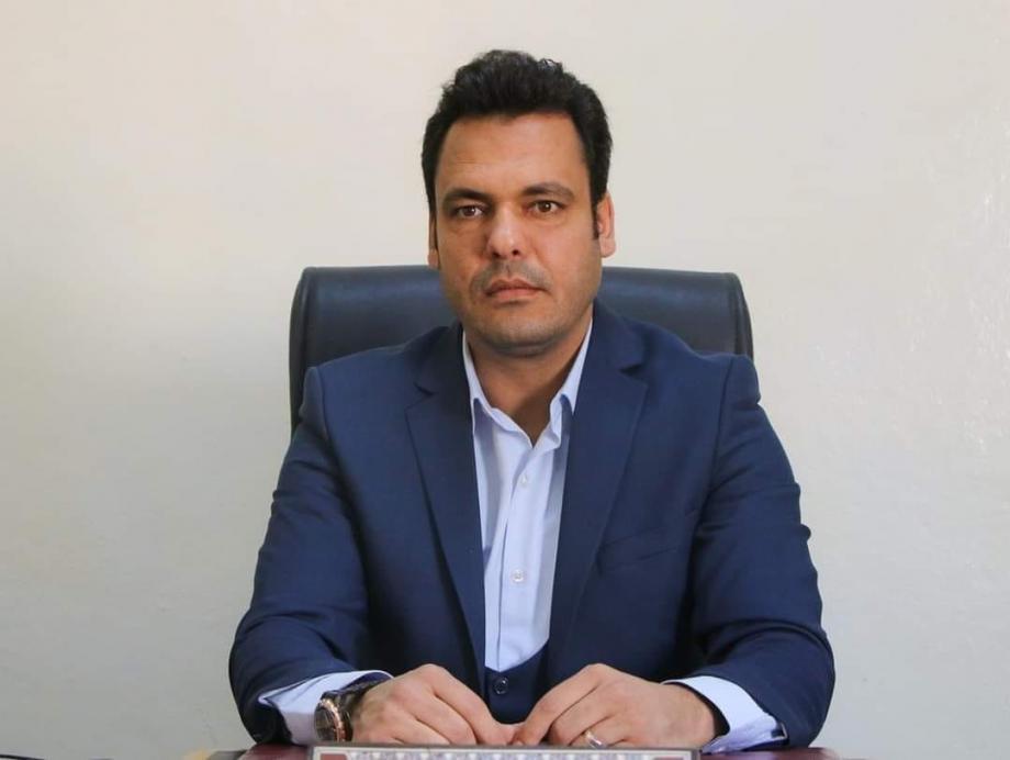 وزير التعليم العالي في حكومة الإنقاذ في إدلب فائز الخليف - رحمه الله