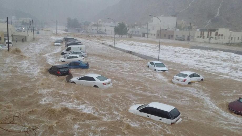 اليمن تشهد أجواءً ماطرة منذ الشهر الماضي