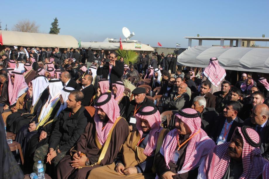 مجلس العشائر والقبائل السورية - أرشيف