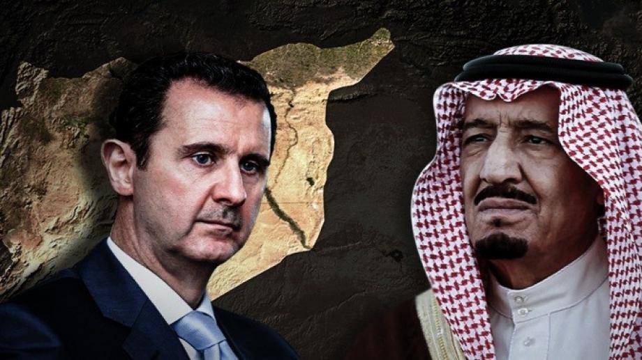 السعودية لا تنفي محادثاتها مع نظام الأسد وتعتبر ما نشر غير دقيق