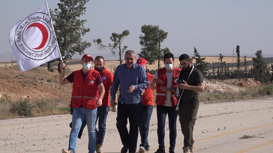 تبادل أسرى في حلب 12 5 2021