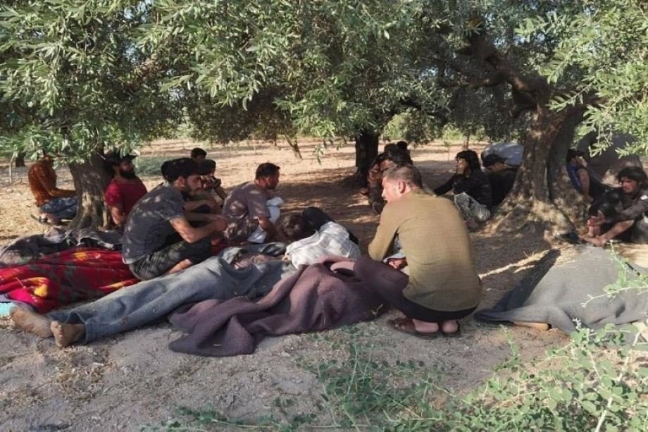 مجزرة في إبلين جنوبي إدلب