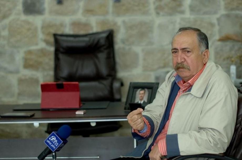 الممثل بشار إسماعيل
