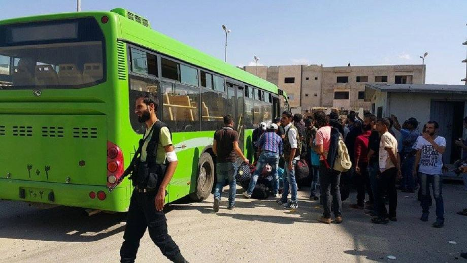 حملات التهجير للشمال السوري