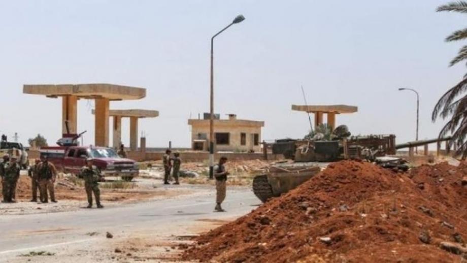 ميليشيات الأسد في درعا
