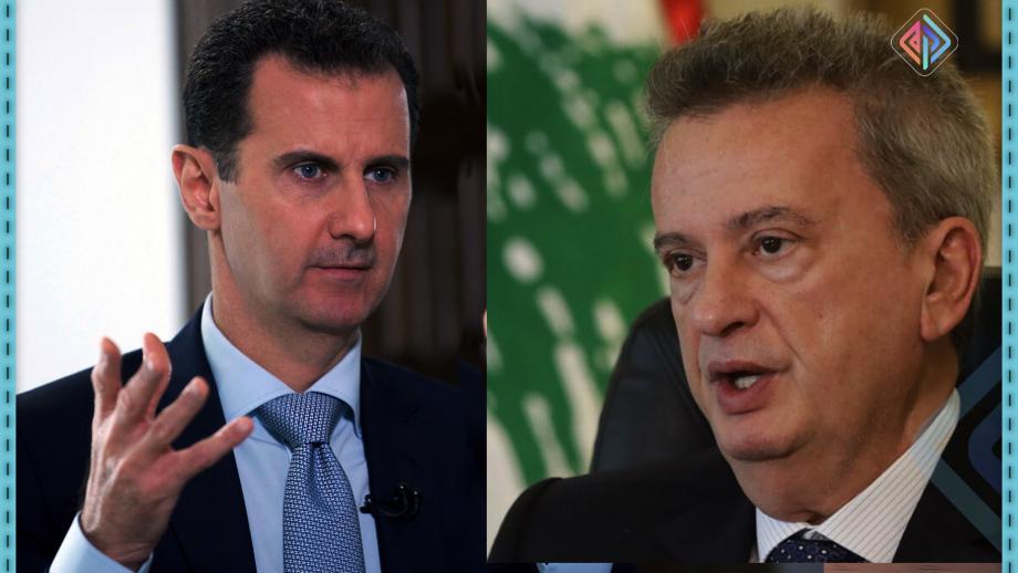 لبنان: ولدت حكومة بشار الأسد ورياض سلامة